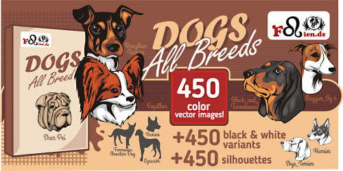 All Dogs Breeds